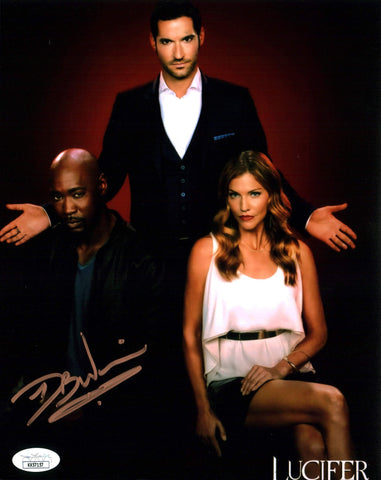 DB Woodside Lucifer 8x10 Photo Signed Autograph JSA Certified COA Auto GalaxyCon