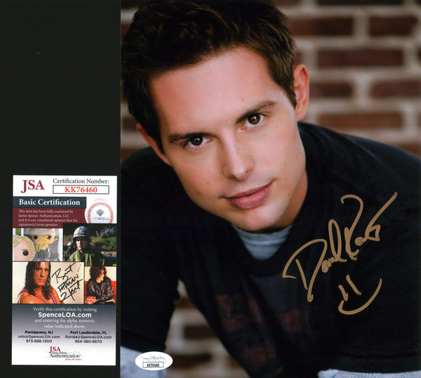 Daniel Kountz Halloweentown 8x10 Photo Signed Autograph JSA Certified COA Auto GalaxyCon