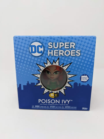 Diane Pershing DC Super Heroes Poison Ivy Signed JSA Funko Five Star Auto GalaxyCon