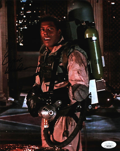 Ghostbusters 8x10 Photo JSA Certified COA Signed by Ernie Hudson GalaxyCon