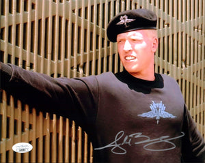 Jake Busey Starship Troopers 8x10 Photo Signed Autograph JSA Certified COA Auto GalaxyCon