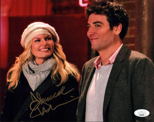 Jennifer Morrison HIMYM 8x10 Photo Signed Autographed JSA Certified COA Auto GalaxyCon