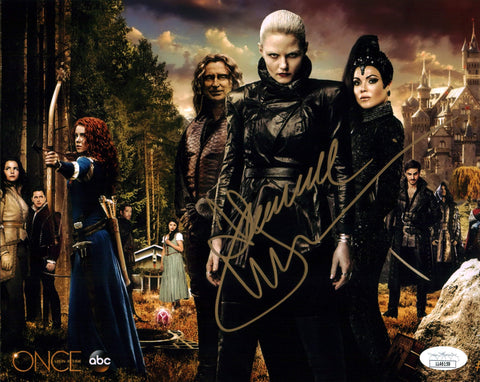 Jennifer Morrison OUAT 8x10 Photo Signed Autographed JSA Certified COA Auto GalaxyCon