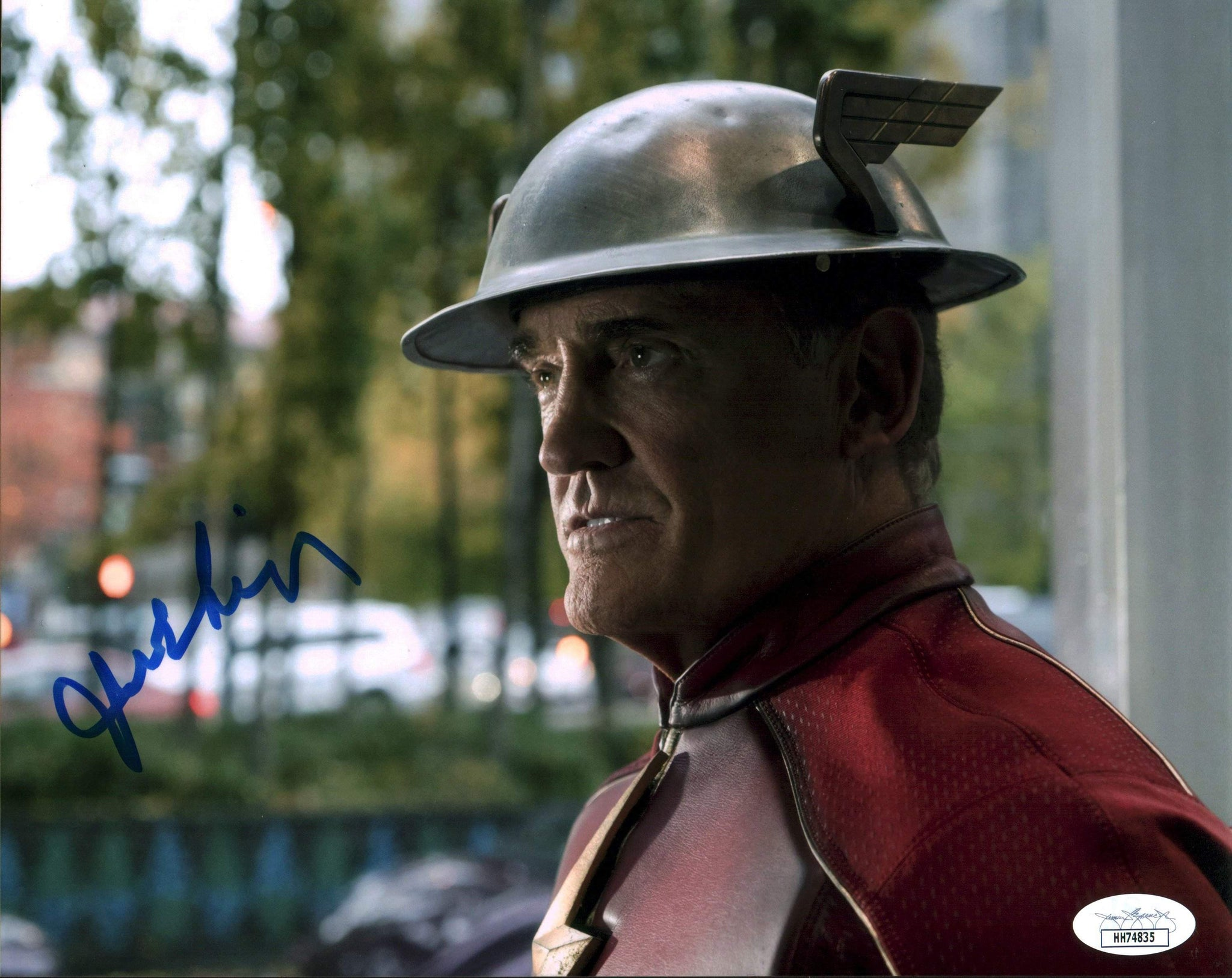 John Wesley Shipp The Flash 8x10 Photo Signed Autographed JSA Certified COA GalaxyCon