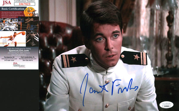 Jonathan Frakes The Waltons 8x10 Photo Signed Autograph JSA Certified COA Auto GalaxyCon