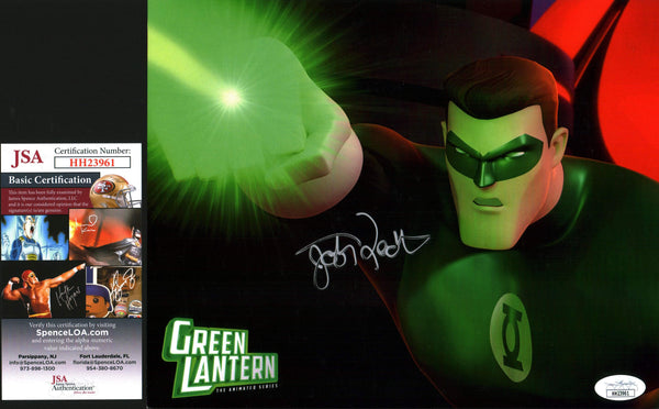 Josh Keaton Green Lantern 8x10 Photo Signed Autographed JSA Certified COA GalaxyCon