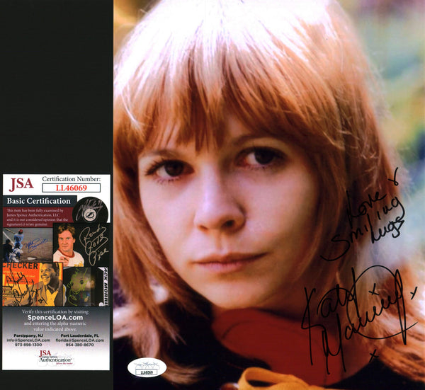 Katy Manning Doctor Who 8x10 Photo Signed Autograph JSA Certified COA Auto GalaxyCon
