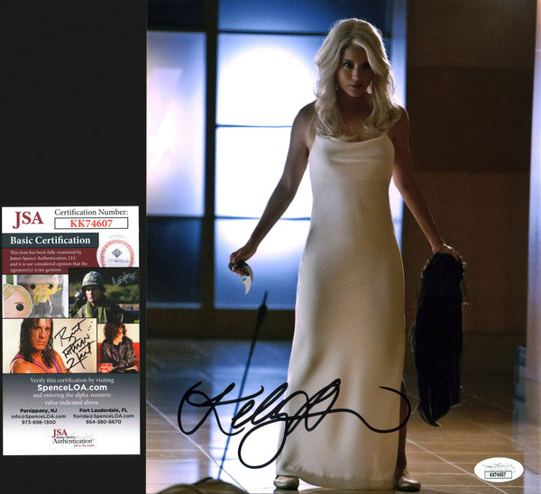 Kelly Hu Arrow 8x10 Photo Signed Autographed JSA Certified COA GalaxyCon