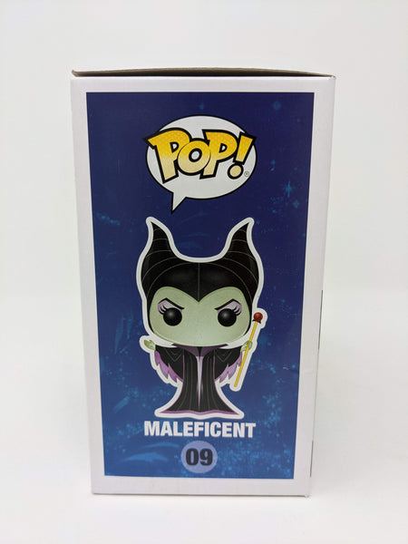 Kristin Bauer Disney Maleficent #09 Signed JSA Funko Pop Auto Once Upon a Time GalaxyCon