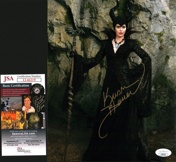 Kristin Bauer Once Upon a Time 8x10 Photo Signed Autographed JSA Certified COA GalaxyCon