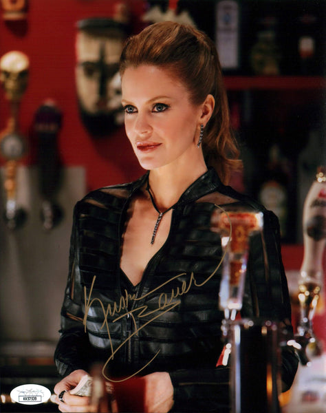 Kristin Bauer True Blood 8x10 Photo Signed Autographed JSA Certified COA GalaxyCon