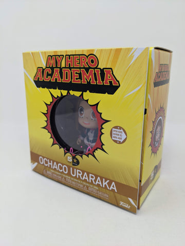 Luci Christian My Hero Academia Ochaco Uraraka Signed JSA Funko Five Star Auto GalaxyCon
