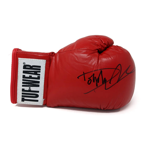 Dolph Lundgren Rocky IV Signed JSA Right Boxing Glove