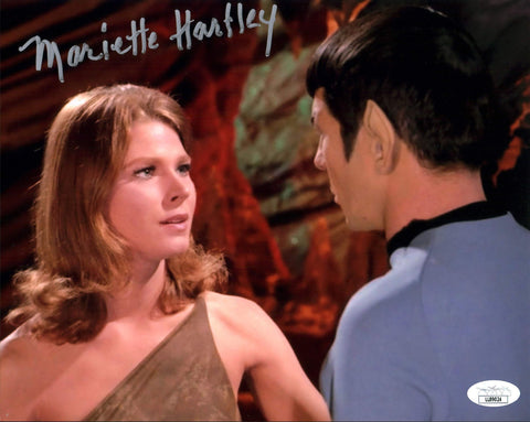 Mariette Hartley Star Trek 8x10 Photo Signed Autograph JSA Certified COA Auto GalaxyCon