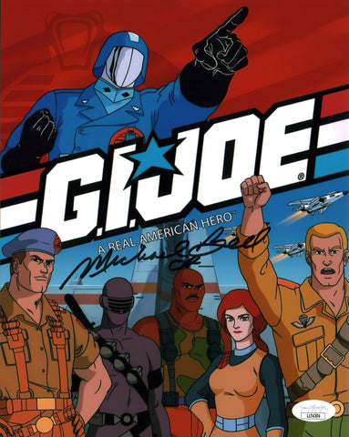 Michael Bell GI Joe 8x10 Photo Signed Autograph JSA Certified COA Auto GalaxyCon