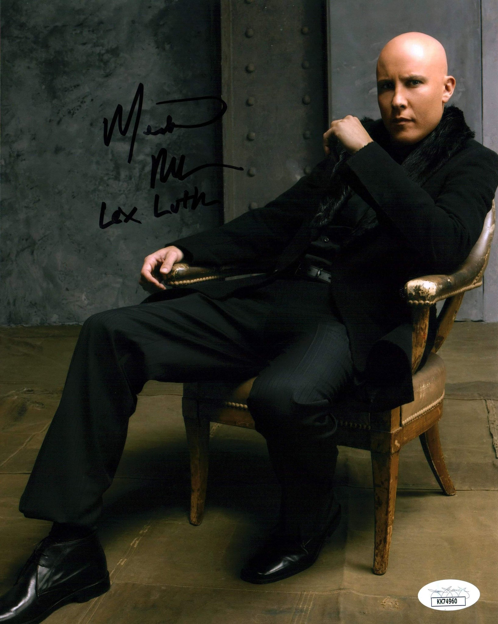 Michael Rosenbaum Smallville 8x10 Photo Signed Autograph JSA Certified COA Auto GalaxyCon