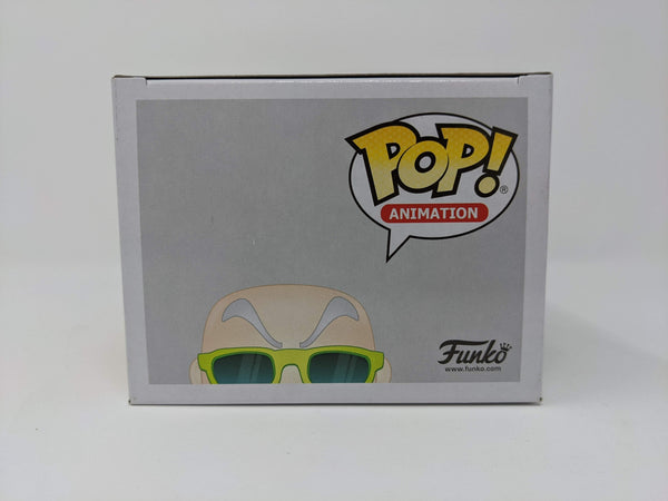Mike McFarland Dragon Ball Super Master Roshi #533 Exclusive Signed JSA Funko Pop GalaxyCon