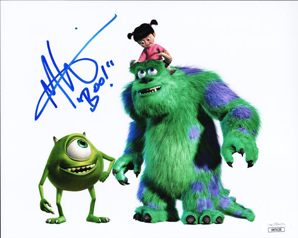 Monsters Inc 8x10 Photo JSA Certified COA Signed by Mary Gibbs GalaxyCon