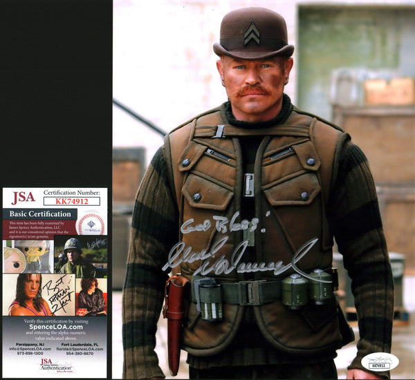 Neal McDonough Captain America 8x10 Photo Signed Autograph JSA Certified COA GalaxyCon