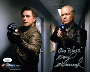 Neal McDonough Legends of Tomorrow 8x10 Photo Signed Autograph JSA Certified COA GalaxyCon