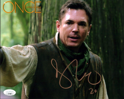 Nicholas Lea Once Upon a Time 8x10 Photo Signed Autograph JSA Certified COA Auto GalaxyCon