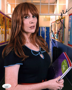 Catherine Tate Big School 8x10 Photo Signed Autograph JSA Certified COA Auto