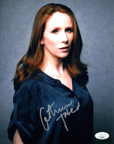 Catherine Tate Doctor Who 8x10 Photo Signed Autograph JSA Certified COA Auto