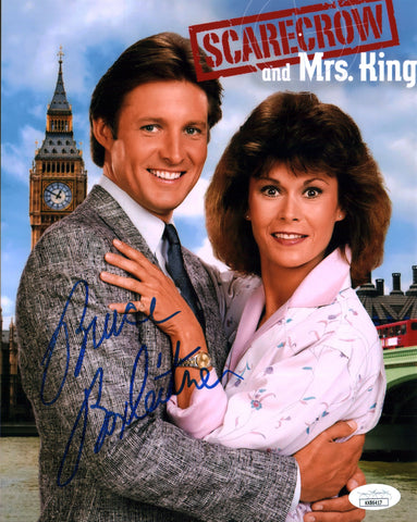 Bruce Boxleitner Scarecrow Mrs. King 8x10 Photo Signed Autograph JSA Certified COA