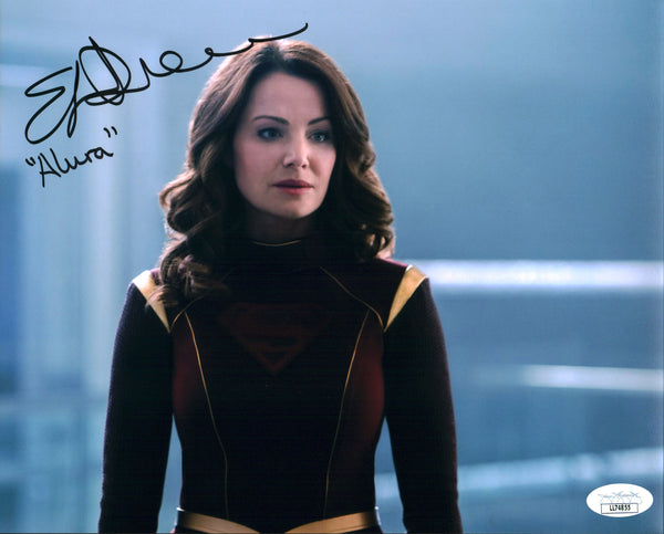 Erica Durance Supergirl 8x10 Photo Signed Autograph JSA Certified COA Auto
