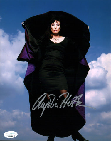 Anjelica Huston The Witches 8x10 Photo Signed Autograph JSA Certified COA Auto