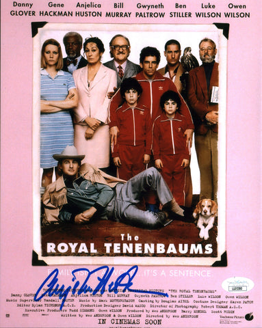 Anjelica Huston Royal Tenenbaums 8x10 Photo Signed Autograph JSA Certified COA Auto