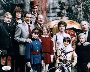Paris Themmen Willy Wonka 8x10 Photo Signed Autograph JSA Certified COA Auto