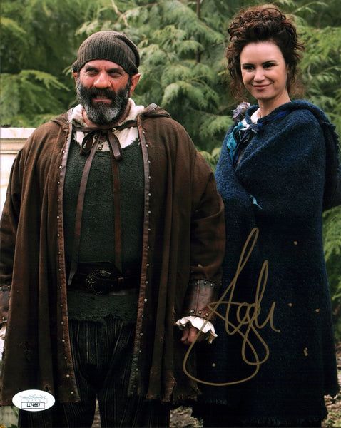 Keegan Connor Tracy OUAT 8x10 Photo Signed Autograph JSA Certified COA Auto