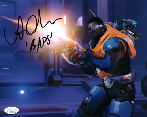 Benz Antoine Overwatch 8x10 Photo Signed Autograph JSA Certified COA Auto