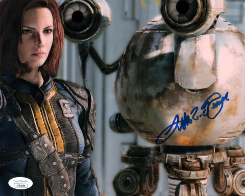 Stephen Russell Fallout 4 8x10 Photo Signed Autograph JSA Certified COA Auto