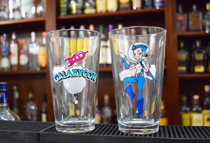 Pint Glass (Set Of 2) GalaxyCon