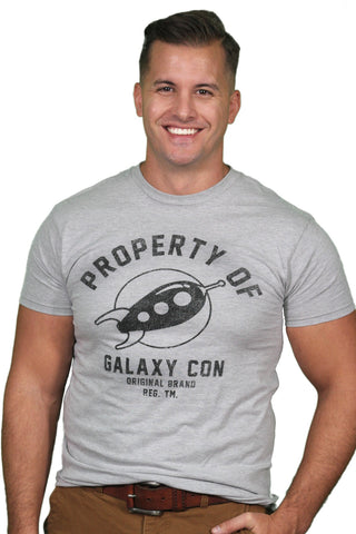 Property Of GalaxyCon Tee GalaxyCon
