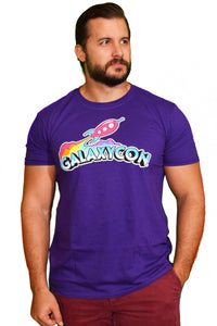 Purple Pride Tee GalaxyCon
