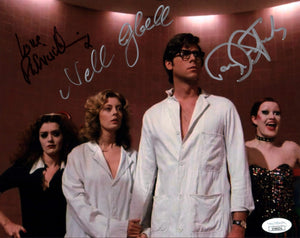 RHPS 8x10 Photo Signed Autograph Bostwick Campbell Quinn JSA Certified COA GalaxyCon