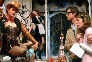 RHPS 8x12 Photo Signed Autograph Bostwick Campbell Quinn JSA Certified COA GalaxyCon