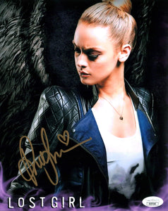 Rachel Skarsten Lost Girl 8x10 Photo Signed Autograph JSA Certified COA Auto GalaxyCon