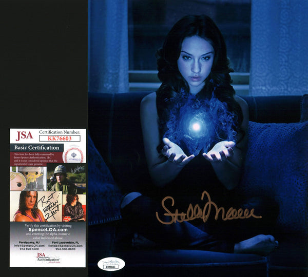 Stella Maeve The Magicians 8x10 Photo Signed Autograph JSA Certified COA Auto GalaxyCon