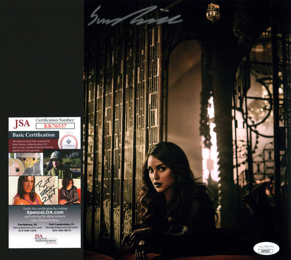 Summer Bishil The Magicians 8x10 Photo Signed Autograph JSA Certified COA Auto GalaxyCon