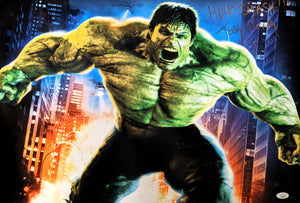 Terry Notary The Incredible Hulk 16x24 Photo Signed Autographed JSA Certified COA GalaxyCon
