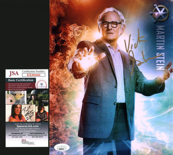 Victor Garber Legends of Tomorrow 8x10 Photo Signed Autograph JSA Certified COA Auto GalaxyCon