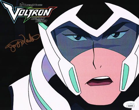 Voltron 8x10 Photo JSA Certified COA Signed by John Keaton GalaxyCon