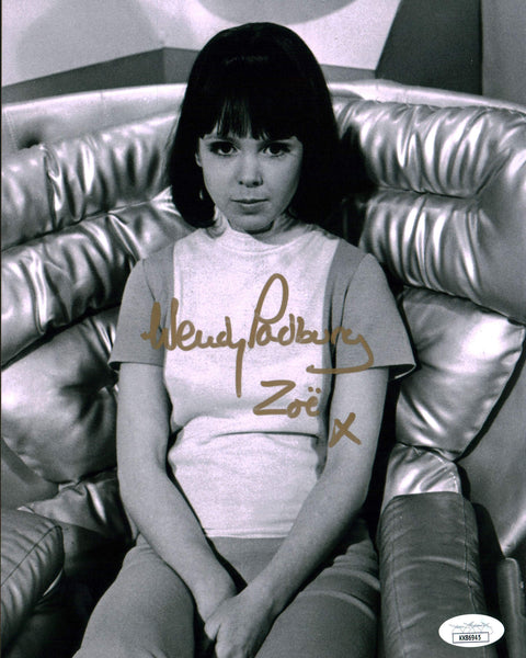 Wendy Padbury Doctor Who 8x10 Photo Signed Autograph JSA Certified COA Auto GalaxyCon
