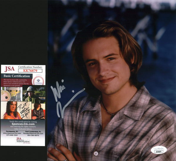 Will Friedle Boy Meets World 8x10 Photo Signed Autographed JSA Certified COA GalaxyCon