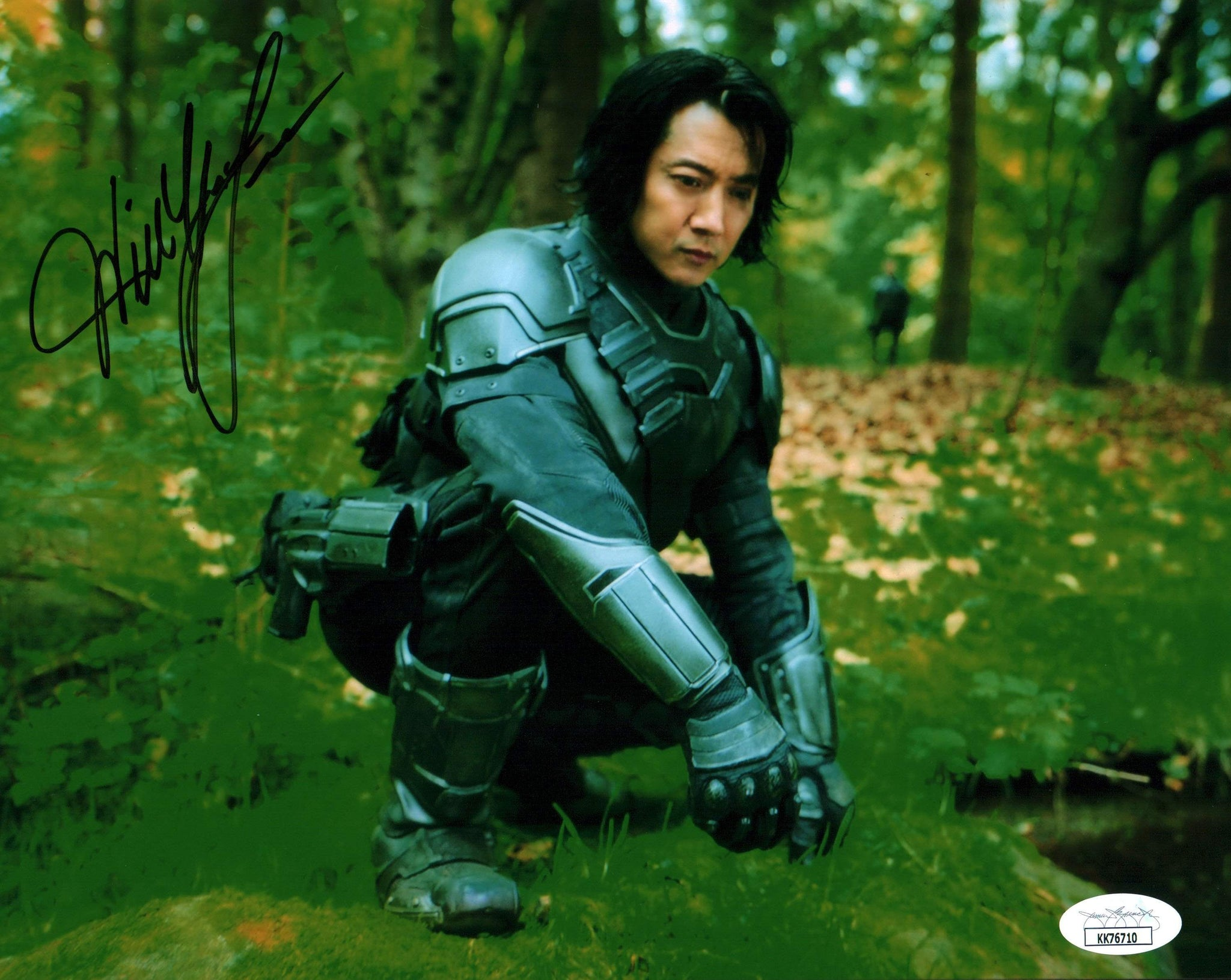 Will Yun Lee Altered Carbon 8x10 Photo Signed Autograph JSA Certified COA Auto GalaxyCon
