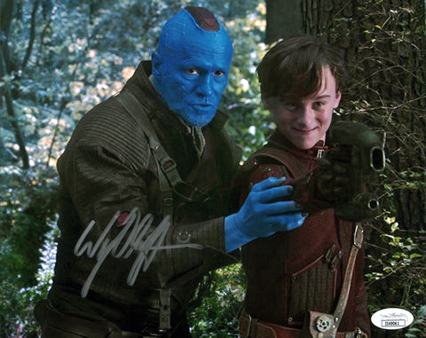 Wyatt Oleff Guardians of the Galaxy 8x10 Photo Signed Autographed JSA Certified COA GalaxyCon